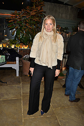 The Ivy Chelsea Garden's Guy Fawkes Party & Launch of The Winter Garden was held on 5th November 2016.<br /> Picture shows:- MARISSA MONTGOMERY.