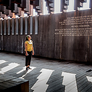 The National Memorial for Peace and Justice<br /> Montgomery, Alabama<br /> <br /> <br /> Photo by Randal Crow, motion and stills