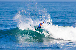 Bede Durbidge of Australia advances directly to Round Three of the 2017 Hurley Pro Trestles after winning Heat 4 of Round One at Trestles, CA, USA.