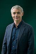 Celebrated Irish children's author Eoin Colfer pictured at the Edinburgh International Book Festival where he talked his latest book in the Artemis Fowl series. The three-week event is the world's biggest literary festival and is held during the annual Edinburgh Festival. 2008 was the Book Festival's 25th anniversary and featured talks and presentations by more than 500 authors from around the world.