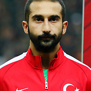 Turkey's goalkeeper Volkan Babacan during their UEFA Euro 2016 qualification Group A soccer match Turkey betwen Kazakhstan at AliSamiYen Arena in Istanbul November 16, 2014. Photo by Kurtulus YILMAZ/TURKPIX