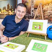 NLD/Hilversum//20170506 - Expositieopening FC Knudde en De Stamgasten, Wilfred Genee