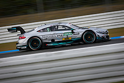 October 13, 2017 - Germany - Motorsports: DTM race Nuerburgring, Saison 2017 - 9. Event Hockenheimring, GER, # 2 Gary Paffett (GBR, HWA AG, Mercedes-AMG C63 DTM) (Credit Image: © Hoch Zwei via ZUMA Wire)