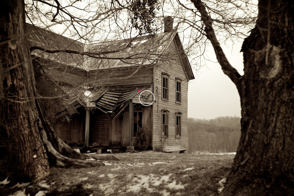 Homestead Abandoned House