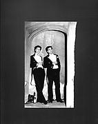 David Faber and Abdul Faradani, Oriel Ball, 1982, Test strip from the Oxford Box