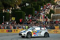 Andreas Mikkelsen (NOR) / Ola Floene (NOR) -Volkswagen Polo WRC