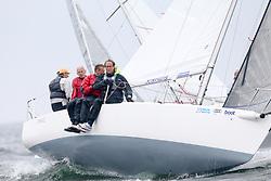 , Kiel - Kieler Woche 17. - 25.06.2017, J - 80 - GER 614 - Pike - Martin MENZNER - Kieler Yacht-Club e. V