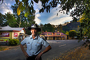 One Cop Town | Photo Essay
