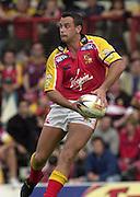 © Intersport Images .Photo Peter Spurrier.12/05/2002.Sport - Rugby League.London Broncos vs Widnes Vikings.Steve Hall....