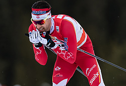 28.01.2018, Seefeld, AUT, FIS Weltcup Langlauf, Seefeld, FIS Weltcup Langlauf, 15 km Sprint, Herren, im Bild Alex Harvey (CAN) // Alex Harvey of Canada during men's 15 km sprint of the FIS cross country world cup in Seefeld, Austria on 2018/01/28. EXPA Pictures © 2018, PhotoCredit: EXPA/ Stefan Adelsberger