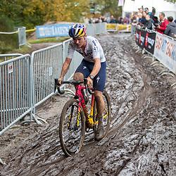 13-10-2019: Cycling: Superprestige Cyclocross: Gieten<br />Tom Pidcock