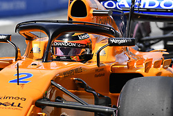 June 10, 2018 - Montreal, Canada - Motorsports: FIA Formula One World Championship 2018, Grand Prix of Canada#2 Stoffel Vandoorne (BEL, McLaren Honda) (Credit Image: © Hoch Zwei via ZUMA Wire)