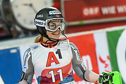 14.01.2020, Hermann Maier Weltcupstrecke, Flachau, AUT, FIS Weltcup Ski Alpin, Slalom, Damen, 2. Lauf, im Bild Nina Haver-Loeseth (NOR) // Nina Haver-Loeseth of Norway reacts after her 2nd run of women's Slalom of FIS ski alpine world cup at the Hermann Maier Weltcupstrecke in Flachau, Austria on 2020/01/14. EXPA Pictures © 2020, PhotoCredit: EXPA/ Erich Spiess