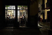 Travel Photographer Raymond Rudolph documents people and places in Madrid, Spain