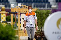 Smolders Harrie, NED<br /> Olympic Games Tokyo 2021<br /> © Hippo Foto - Dirk Caremans<br /> 07/08/2021