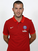 Jerome Andral of PSG during PSG photo call for the 2016-2017 Ligue 1 season on September, 7 2016 in Paris, France<br /> Photo : C.Gavelle/ PSG / Icon Sport