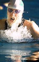 PRIV: OPPDATERT MED MELLOMNAVN.<br /> <br /> FILE03mars01: Anne-Mari Gulbrandsen, Varg. 100 meter medley damer. NM Kortbane Svømming idrettshøyskolen Oslo.<br /> <br /> Foto: Andreas Fadum, Digitalsport