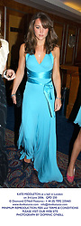 KATE MIDDLETON at a ball in London on 3rd June 2006.QPD 250<br /> <br /> NON EXCLUSIVE - WORLD RIGHTS