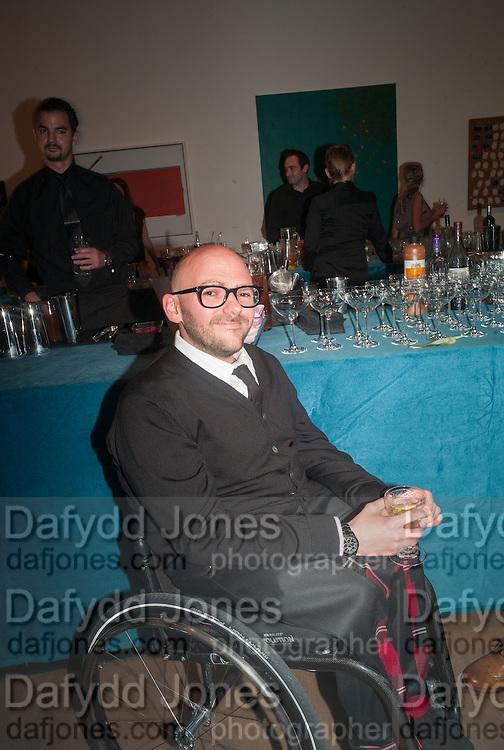 RYAN GANDER, Gala Opening of RA Now. Royal Academy of Arts,  8 October 2012.