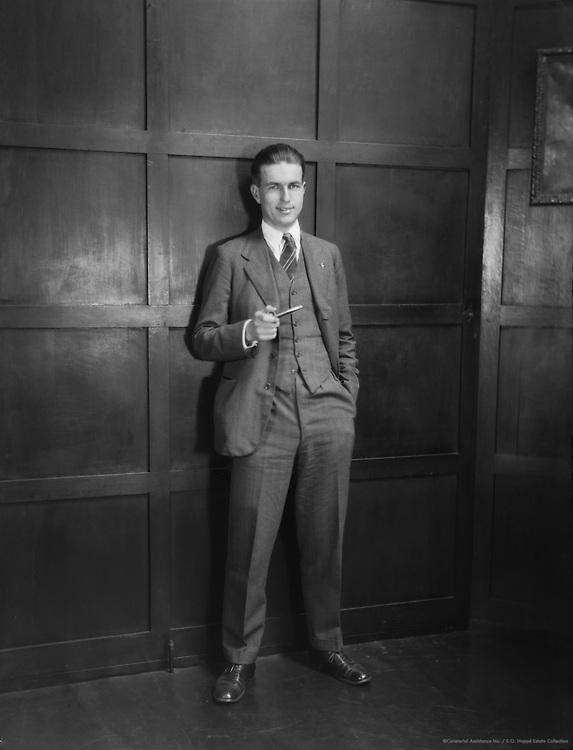 Ormond Wilson, politician, 1930
