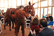 ASU Gammage Donor lunch with War Horse National Tour cast