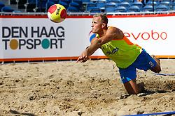 20150828 NED: NK Beachvolleybal 2015, Scheveningen<br />Kwalificaties NK Beachvolleybal 2015, Lesley Kef