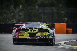 June 4, 2017 - Le Mans, France - 50 LARBRE COMPETITION (FRA) CHEVROLET CORVETTE C7-Z06 LMGTE CHRISTIAN PHILIPPON (FRA) ROMAIN BRANDELA (FRA) FERNANDO REES  (Credit Image: © Panoramic via ZUMA Press)
