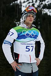Olympic Winter Games Vancouver 2010 - Olympische Winter Spiele Vancouver 2010, Snowboard (Men's Snowboard Cross), Konstantin SCHAD (GER) *Photo by Malte Christians / HOCH ZWEI / SPORTIDA.com.