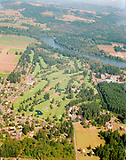 "Ackroyd C08423-01. ""Willamette Valley Country Club. aerials. August 26, 1993"""