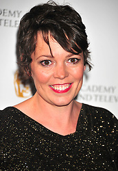 © licensed to London News Pictures. London, UK  08/05/11 Olivia Coleman  attends the BAFTA Television Craft Awards at The Brewery in London . Please see special instructions for usage rates. Photo credit should read AlanRoxborough/LNP