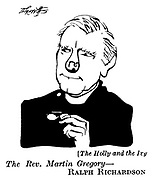 The Holly and the Ivy ;  Ralph Richardson