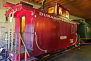Durango & Silverton Narrow Gauge Railroad museum, Durango, Colorado