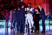 Dyshawn Pierre<br /> Banco di Sardegna Dinamo Sassari - Acqua San Bernardo Cantu'<br /> LBA Serie A Postemobile 2018-2019<br /> Sassari, 12/05/2019<br /> Foto L.Canu / Ciamillo-Castoria