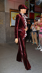 September 6, 2019, New York, New York, United States: September 5, 2019 New York City....Zendaya attending The Daily Front Row Fashion Media Awards on September 5, 2019 in New York City  (Credit Image: © Jo Robins/Ace Pictures via ZUMA Press)