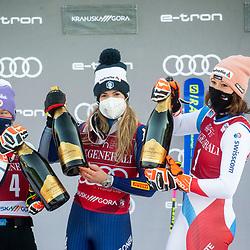 20210116: SLO, Alpine Ski - 57th Golden Fox / 57. Zlata Lisica, Women's Giant Slalom