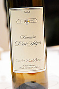 Domaine D'en Segur Cuvee Madeleine Chardonnay
