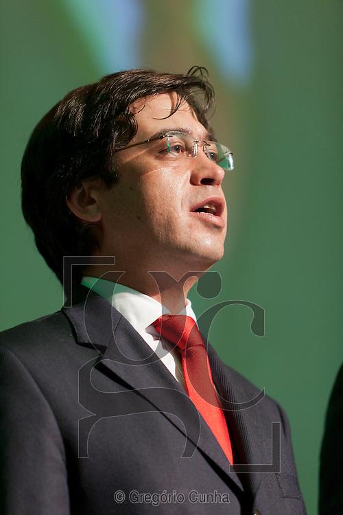 Congresso do PS Madeira .Victor Freitas .Foto Gregorio Cunha