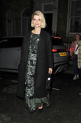 Celebrities attend the Love Magazine Party, held at Store Studios. 18 Feb 2019 Pictured: Pixie Geldof. Photo credit: Will / MEGA TheMegaAgency.com +1 888 505 6342