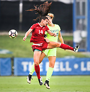 Payton Atkins.<br /> <br /> The University of Kentucky women's soccer team ties Alabama 1-1 on Sunday Sept. 18, 2016 at The Bell in Lexington, Ky.<br /> <br /> Photo by Elliott Hess   UK Athletics