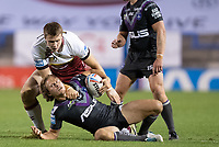 Rugby League - 2020 Super League - Round 13 - Wigan Warriors vs Wakefield Trinity<br /> <br /> Catalans Dragons's James Maloney looks towards the referee, at the Halliwell Jones Stadium, Warrington<br /> <br /> COLORSPORT/TERRY DONNELLY