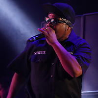 MINNEAPOLIS, MN - JULY 21: Ice Cube performs during the X-Games concert series at The Armory on July 21, 2018 in Minneapolis, Minnesota. (Photo by Adam Bettcher/Getty Images) *** Local Caption *** Ice Cube