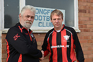 GLOUCESTERSHIRE, ENGLAND – MARCH 12: Stuart Pearce makes his debut for non-league Longford AFC as part of the #directfix campaign by Direct Line. Nick Dawe.