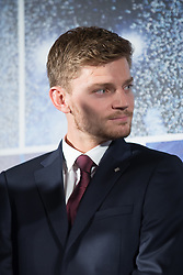 November 9, 2017 - London, England, United Kingdom - David Goffin of Belgium arrives during the The Official Launch for ATP Finals prior to the start of ATP World Tour Finals Tennis at O2 Arena on November 9, 2017 in London, England. (Credit Image: © Alberto Pezzali/NurPhoto via ZUMA Press)