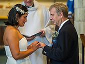 John and Silvia Wedding