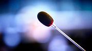 's-HERTOGENBOSCH Statenzaal microfoon