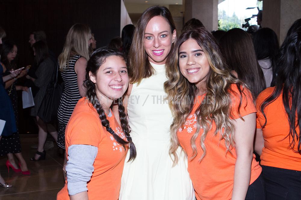 Step Up girls with Sydne Summer (center)
