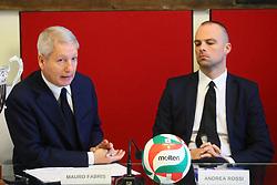 CONFERENZA STAMPA PRESENTAZIONE FINAL FOUR COPPA ITALIA A BOLOGNA