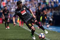 Pablo Piatti of RCD Espanyol during the match of La Liga between  Club Deportivo Leganes and RCD Espanyol at Butarque  Stadium  in Leganes, Spain. April 16, 2017. (ALTERPHOTOS / Rodrigo Jimenez)