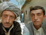 The two blue-eyed Said: Said Abdul (brother of Pir Shah Ismail) and Said Wadir (his uncle.)<br /> In Qala-i-panjah, at Pir Shah Ismail's house, the spiritual leader of the Wakhan Corridor. Wakhi people are Ismaili muslims.