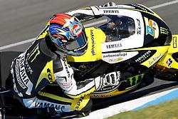 01.05.2010, Motomondiale, Jerez de la Frontera, ESP, MotoGP, Race, im Bild Colin Edwards - Monster Tech3 Yamaha team. EXPA Pictures © 2010, PhotoCredit: EXPA/ InsideFoto / SPORTIDA PHOTO AGENCY